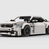 【レゴ自作動画】BMW M4を作る