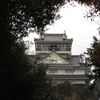 岐阜県 紅葉時期の岐阜城
