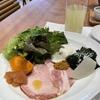 ししいわハウス宿泊記②(食事編 ディナー・朝ご飯)ー軽井沢のブティック・リゾート