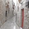 静寂の町イムディーナとマルタにきた大嵐