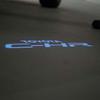トヨタC-HR 「おもてなし」ライトのミラーイルミネーションに感激