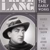 2017年映画日記5月4日~5月6日/フリッツ・ラング(1890-1976)のサイレント時代(2)