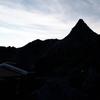 槍ヶ岳登山(下山)