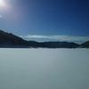 桂沢湖 ワカサギリベンジ