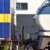 京都撮影訪問⑤66が牽くカンガルーライナーの撮影