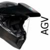 シンプルかつ機能性十分なアドベンチャーヘルメットAGV AX-9レビュー!