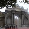トルコ旅行(11) 5日目 ドルマバフチェ宮殿、黒海、グランドバザール 2010/09/21(火)