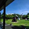 現在足利市立美術館で開催中 「空間に線を引く 彫刻とデッサン展」7月28日まで