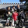 孫の七五三詣で熱田神宮へ!