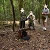 【旅行記】ベトナム⑤『ベトコン』たちが戦い抜いた場所〜クチトンネルツアーその2〜