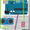 Arduinoで超音波式メジャーを作ってみました