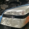 自動車ヘッドライトリペア トヨタ/ヴォクシー ヘッドライト磨き+コーティング