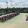 全国中学生テニス選手権一回戦速報!