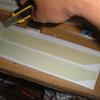 RCオートジャイロのローター製作
