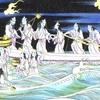 海に出現する危険な妖怪をまたまた紹介!船幽霊・磯撫で・ダキ・磯女・ワニザメ