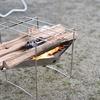 【ヒロシも愛用】ピコグリルは軽量・コンパクトで持ち運びやすいソロキャンプに最強の焚き火台