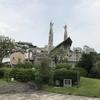 西坂教会のモニュメント