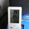 【ミヤマクワガタ用】ワインクーラー用温度計購入