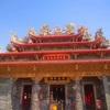 台南:間違えて行ったけどなかなかよかった…鹿耳門天后宮