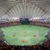 東京ドーム3階バックネット裏からの野球観戦