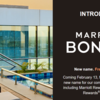 マリオットの新プログラム「マリオット・ボンヴォイ」。新旧でのサービス内容の違い