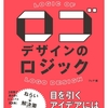 ロゴデザインの目的とコンセプトを紹介した一冊