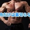 【筋肉痛だ?】筋肉だけは裏切らないから筋トレ頑張ろう