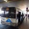 空港からアテネ中心地(シンタグマ広場)までバスでの行き方。
