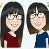 2 友達の似顔絵