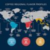 世界の3大コーヒー生産エリア