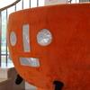 石川県輪島漆芸美術館のマスコット「わんじま」がなんだかカワイイ