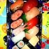 三が日最後のお寿司
