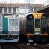 京都市営地下鉄10系 09F&阪神1000系 1209F