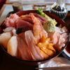 土日限定 スナックで食べる絶品海鮮丼 @水戸内原 スナックつかさ