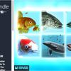Fish School Bundle イルカや金魚、ブラックバスなど全6種類!魚の行動プログラム入り3Dモデル