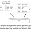 Information Retrieval and Web Search まとめ(5): インデックス構築(1)