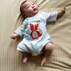 赤ちゃんの寝相アートまでは頑張れない!1ヶ月でも2ヶ月でも3ヶ月でも簡単に記念を残せちゃう月齢ステッカー