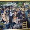 【作品・その2】ピエール=オーギュスト・ルノワール「ムーラン・ド・ラ・ギャレットの舞踏会」(1876) オルセー美術館(2017/11/7訪問、2020/4/10記述)