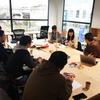 稲毛海岸で就活応援、学生と社会人が「働く」をテーマに交流