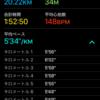 ジョグ→ビルドアップ 浜松