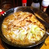 【今週のラーメン608】 麺屋わっしょい (大阪・寺田町) 男の根性黒醤油・並