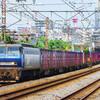 5月28日撮影 東海道線 平塚~大磯間 貨物列車とその他もろもろ ①