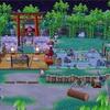 《ポケ森》オールドキャンプを造りました。ビアンカさんのクッキー追加だね。