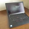 【レビュー】ThinkPad X280を3週間使用した感想。豊富な端子類を備えた絶妙なサイズ感の12.5インチラップトップ