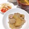 *11/11  鶏肉と根菜の煮物*