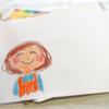 大事な大事な宝物 子供たちからの手紙