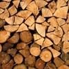 今年も薪の原木を近所のチップ工場から購入することにしました