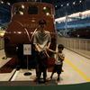 男三人で鉄道博物館に行ってきました