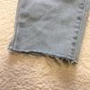 UNIQLO(ユニクロ)のウルトラストレッチジーンズはすんごい楽!カットオフ仕上げの裾上げも無料だったしオススメ
