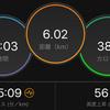 ジョギング6.02km・今シーズン一番の冷え込みの中、リハビリラン